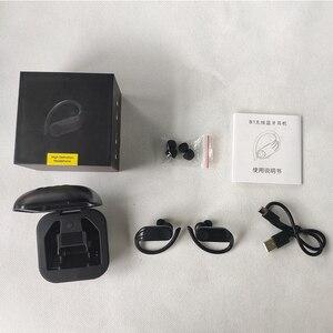 Image 3 - B1 TWS LED سماعات بلوتوث سماعة رأس لسماع الموسيقى الأعمال سماعة أذن واقي أذن رياضي الحد من الضوضاء يعمل على جميع الهواتف الذكية