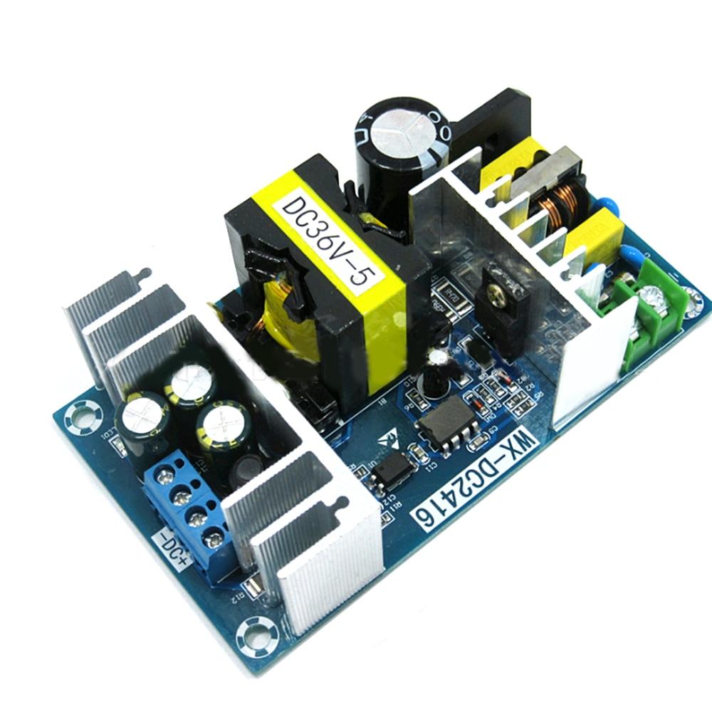 Модуль высокомощного промышленного импульсного источника питания, 220 В переменного тока, 180 В постоянного тока, 36 В, макс. 5 А, Вт