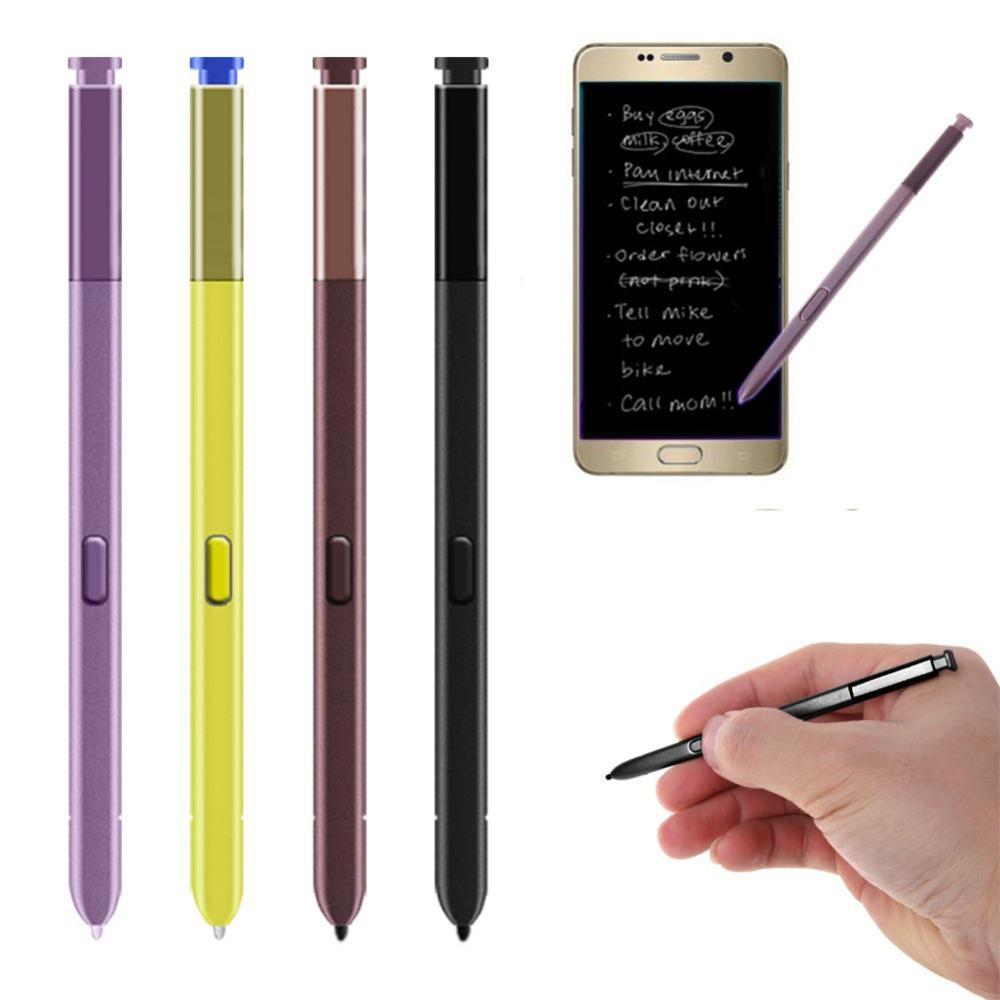 Стилус для Samsung Galaxy Note 9 Универсальный емкостный стилус чувствительный сенсорный экран авторучка Без Bluetooth
