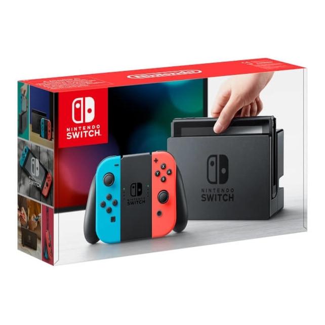Портативная игровая консоль Nintendo Switch Joy‑Con черного, синего, красного цвета 15,8 см (6,2 дюйма) 32 Гб Wi Fi|Игровые консоли|   | АлиЭкспресс - Чем заняться осенью?