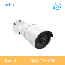 [Refurbished Camera] Reolink IP camera Outdoor PoE Audio Day&Night Vision Remote View Bullet Surveillance RLC 410 5MP