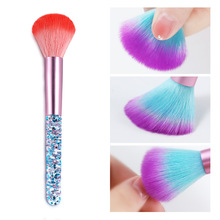Get more info on the YALIAO Nail Art Brush Remove Dust Soft Manicure Pedicure Powder Cleaner Acrylic Uv Gel Nail Cleaning Brush Tools Accessories