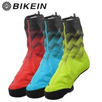 BIKEIN 3 Colors Cycling Shoe Cover Protector Bicycle Toe Warmers Mountain Bike Equipments Accessories