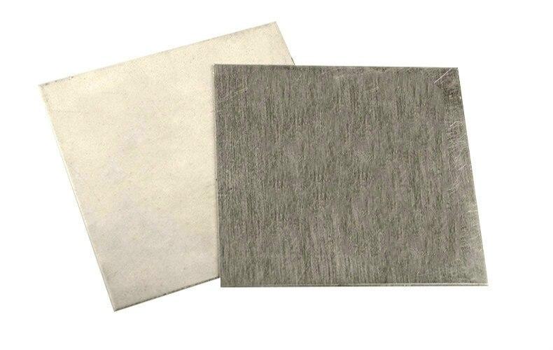 1*200*200 мм AZ31B лист из магниевого сплава Mg пластина Гальваника аноды эксперимент анод Бесплатная доставка