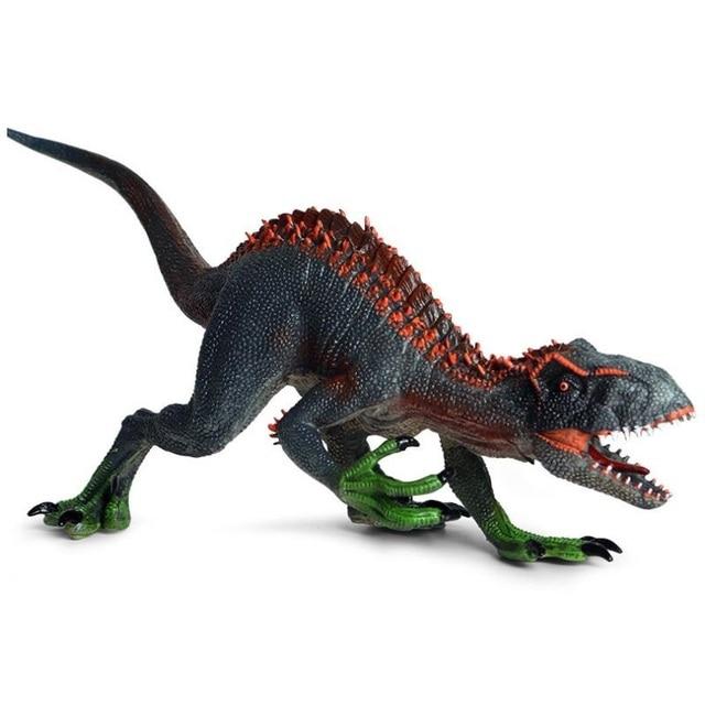 Indoraptor Velociraptor דינוזאורים צעצוע קלאסי צעצועי ילד מודל חיה דמויות