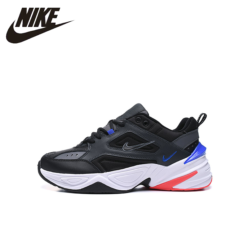 Nike W M2k Tekno Nike Man Running Shoes Comfortable Casual  Sneaker  New Arrival #AV4789