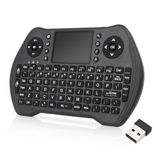 MT10 Air Mouse 2.4GHZ Mini Wireless Presspad Keyboard for PC PS IPTV TV Box(China)