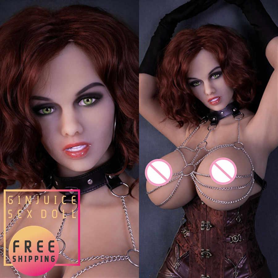 170 センチメートル本物のシリコーンのセックス人形巨乳ビッグ尻 5.58ft フルサイズ TPE セックス混合血液ホットガール送料無料卸売