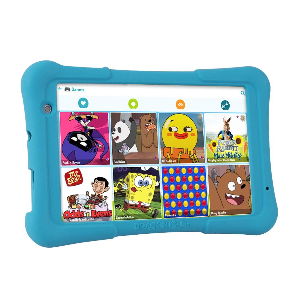 2019 Dragon Touch Y80 Kids Tablet 8 inch Android Tablet 16 GB Kidoz Pre-Installed Disney Content Tablets PC for children 3