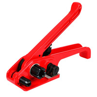 Practical Banding Belt Tensioner Tool Strapping Machine Baler Manual Pack Durable Hand Aluminium Multifunction For PP