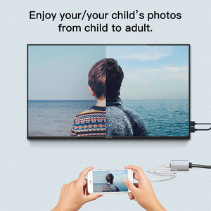 Image 2 - GGMM 1080P HDMI Dongle TV Stick AirPlay Mirroring ไปยัง TV/Projector/MONITOR Receiver รับสัญญาณ Dongle สำหรับ iOS iPhone