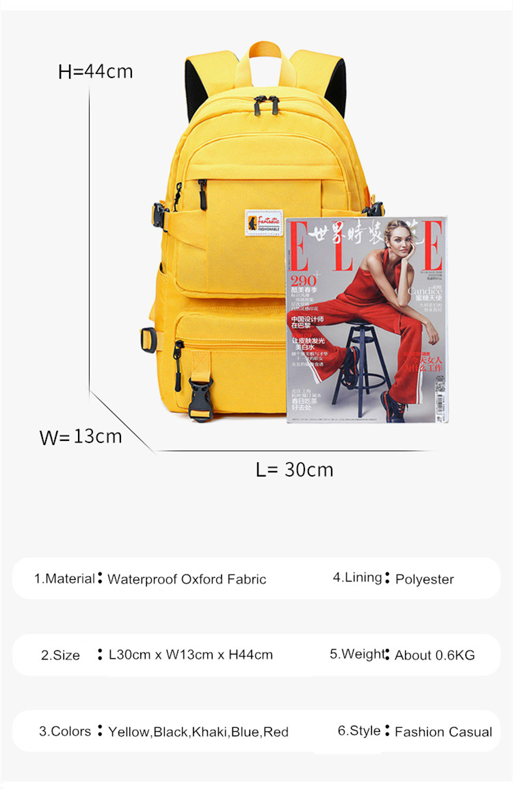 yellow backpack (0)