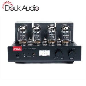 Image 1 - Douk ses Hi end Bluetooth Stereo Entegre KT88 Push Pull Vakum tüp amplifikatör hifi kulaklık Amp