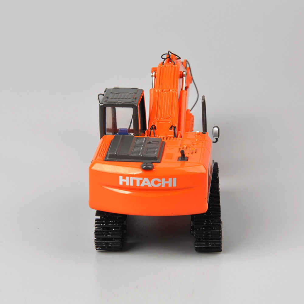 1/50 escala cartucho zaxis zh200 diecast máquina de escavadeira de liga metálica caminhões de brinquedo do carro