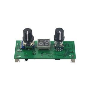 Image 4 - 100 tipos de efeitos DSP Reverb Digital módulo placa do misturador de karaoke reverberação efeito 0 99 Novo DC5V