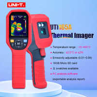 UNI-T UTi165A Infrared Thermal Imager High-precision Thermal Imaging Camera Floor Heating Detection Electrical Inspection