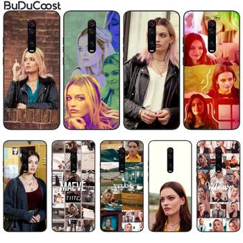 Emma Mackey Maeve Wiley Phone Case For Redmi 7A 8A Note 7 8 9 Pro Max S 8T K20 9T A3 image