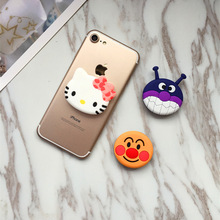 Cute 3D Cartoon Animal Mobile phone universal air bag grip b