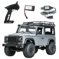 1:12 MN 4WD RC Cars 2,4G Radio Control coches RC de juguete RTR oruga todo terreno Buggy para Land Rover vehículo modelo todoterreno camiones