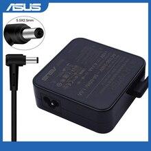 ADP 90YD B 90W 19V 4.74A 5.5*2.5mm Adapter ładowarka sieciowa dla Aus A52F A53E A53S A53U A55A A55VD D550CA D550M D550MAV F555LA K501