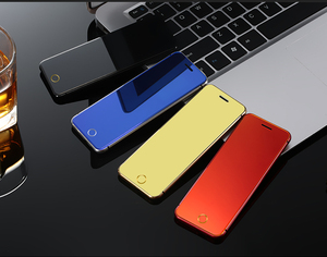 """Image 3 - ULCOOL V66 Più Cellulare 1.67 """"Super Mini Ultrasottile di Lusso Della Carta MP3 Bluetooth Shockproof Antipolvere Del Telefono"""