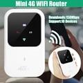Портативный 4G LTE Wifi роутер 150 Мбит/с разблокированный мобильный модем для автомобиля дома мобильного путешествия кемпинга B1 B3