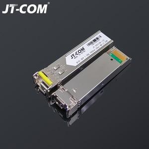 Image 5 - 5 pair 20KM Gigabit SM BIDI SFP Module LC Connector Optical Transceiver Single Mode Compatible with Cisco Fibra Ethernet Switch