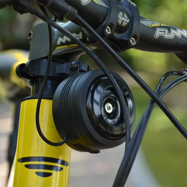 Mini Bicycle Bell Ring Aluminum Alloy Bike Loud Horn MTB Handlebar Alarm Ring uk