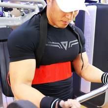 Bíceps treinador cabresto onderarm bevestigingsplaat gewichtheffen fitness formação braço construção corpo boord fitness apparatuur w2o7