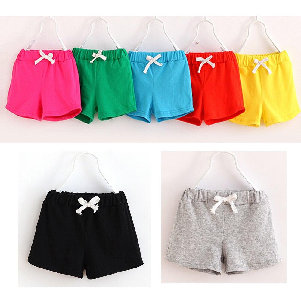 V-TREE девочки шорты для мальчиков летние шорты для мальчиков; Хлопковые детские шорты детские пляжные шорты, одежда для детей одежда для малы...