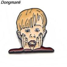 P3349 dongmanli домашние эмалевые булавки и броши для женщин