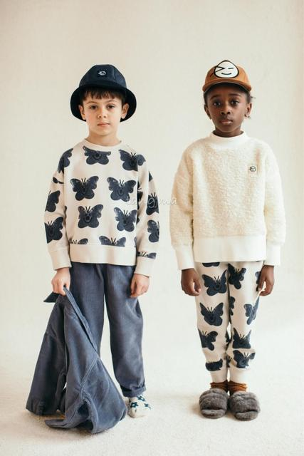 Kids Clothes Sets New Spring Toddler Boys Girls Sweatshirt Harem Pants Brand Fashion Clothing Baby Sweatshirts Children Tops Tee 3