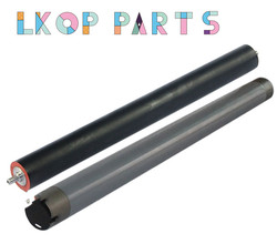 1sets Upper Fuser Roller + Lower Pressure Roller For Xerox C123 C128 M123 M128 123 128 133 Pro123 Pro128 Pro133 DC236 286