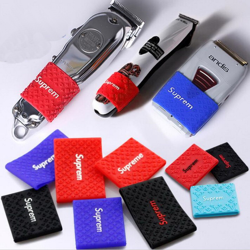 3 Size Avaible Barber Hair Clipper Grip In Rubber Anti Slide Design Barber Trimmer Grip Hairdressing Accessories