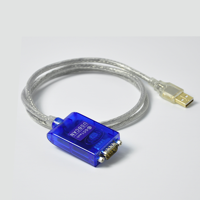 CAN Analyzer USBCAN USB To CAN CAN Conversion Debugger Interface Card Usb CAN Boutique Canopen J1939 Dbc Protocol Analysis