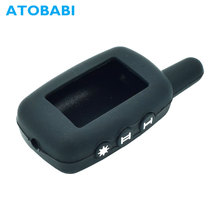 3 Colors A9 Silicone Remote Control Cases For StarLine A9 24V Car Burglar