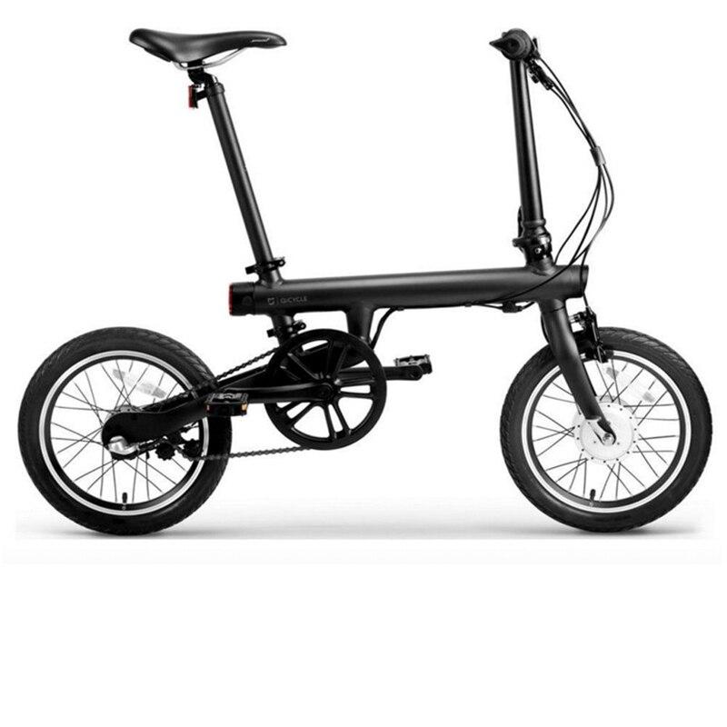 Bébé enfant vélo vélo chaise siège pour Xiaomi Mijia Qicycle EF1 vélo électrique pliable e bike selle enfants siège pliant chaise - 6
