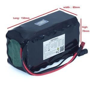 Image 3 - VariCore 16S2P 60V 4Ah 18650 Li ion Battery Pack 67.2V 4000mAh Ebike Electric bicycle Scooter with 20A discharge BMS 1000Watt
