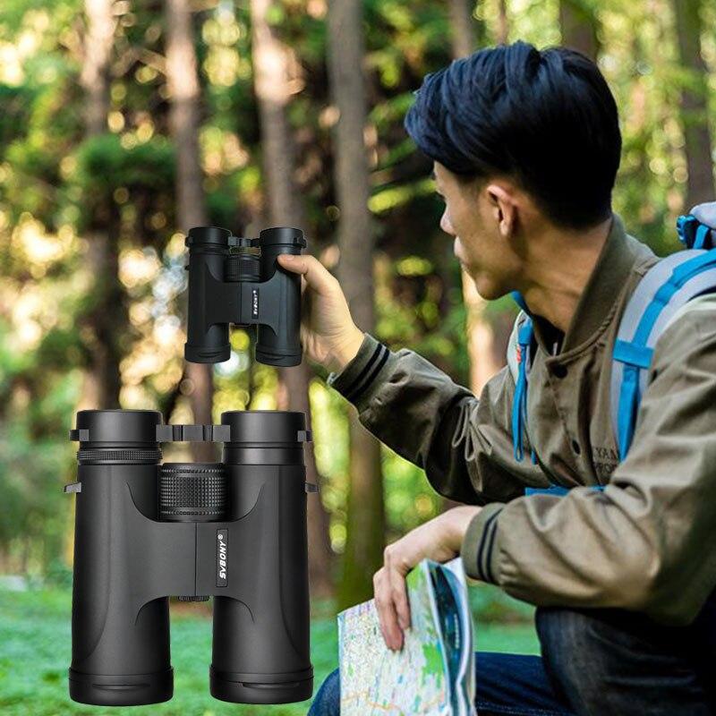 Svbony Hunting Binoculars Telescope 10X42/8X32 High Power MC Optics Long Range Professional Wide Angle Powerful Binocular F9333