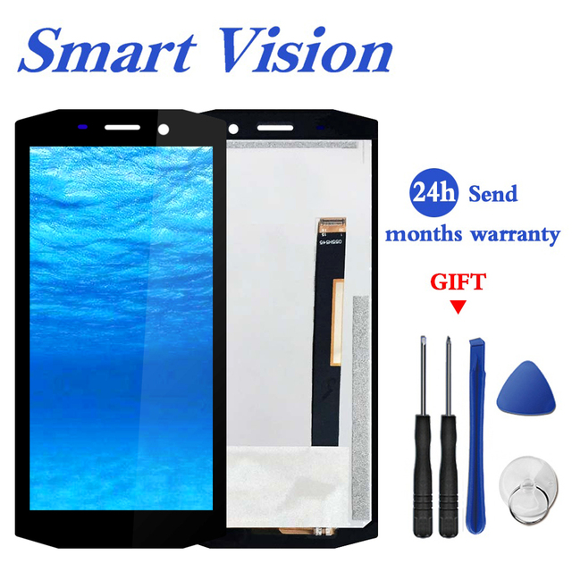 $ US $14.21 For Blackview BV5800 LCD Display+Touch Screen Digitizer Assembly Replacement For Blackview BV5800 Pro+tools
