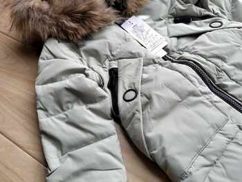 Girls Winter Coat Made of Duck Down Hooded Long Jackets Teenage Girls Winter Clothing 6 8 9 1 0 12 14 years Children Outerwear