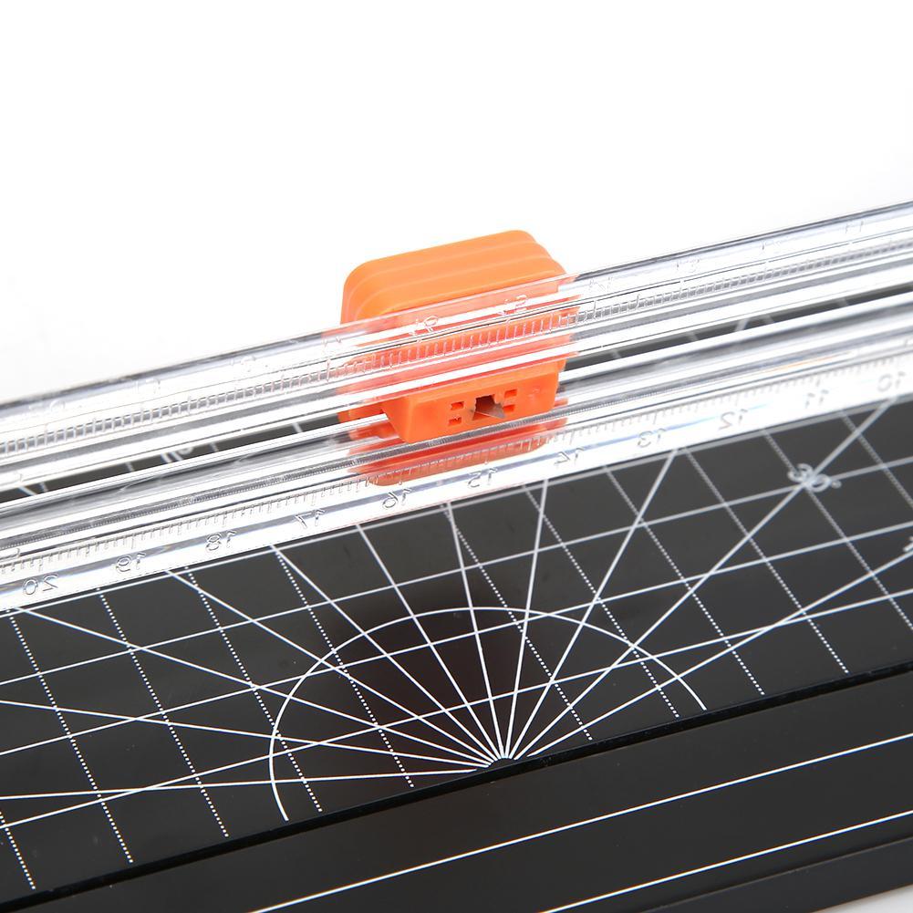 A4 Paper Cutting Machine Paper Cutter Office Trimmer Photo Scrapbook Blades-3