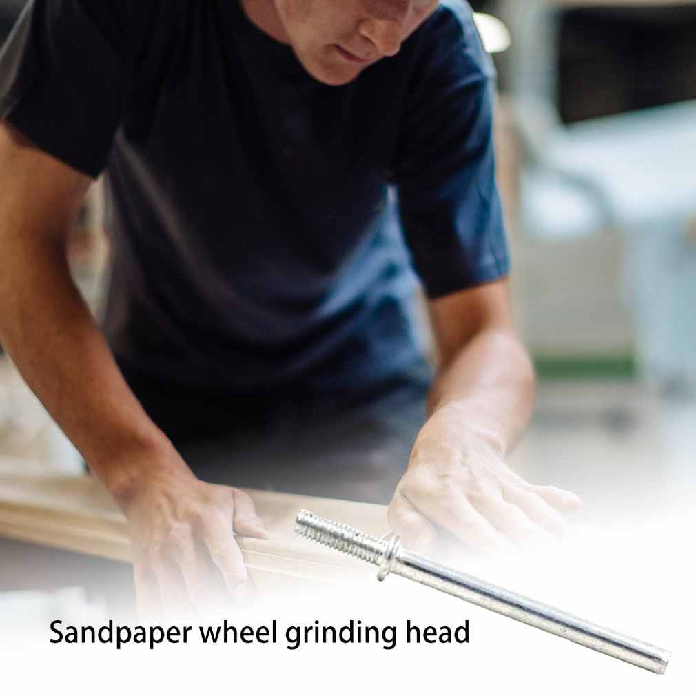 3Mm Movable จับ Louver บดทรายผ้าบดกระดาษทรายหัวไม้ขัด