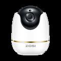 ZOSI 1080P HD Wifi беспроводная домашняя ip-камера безопасности 2.0MP IR сетевая CCTV камера видеонаблюдения с двухсторонним аудио монитором для малышей