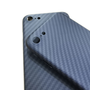 Image 2 - CF Skin Carbon Fiber phone case for Apple iPhone se 2020 4.7 iPhone7 8 Thin and Light attributes Aramid fiber material