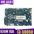 Бесплатная доставка Новинка 5B20K25385 для lenovo 100-15IBD CG410/CG510 NM-A681 материнская плата для ноутбука с SR27G I3-5005U cpu 920M 1GB GPU
