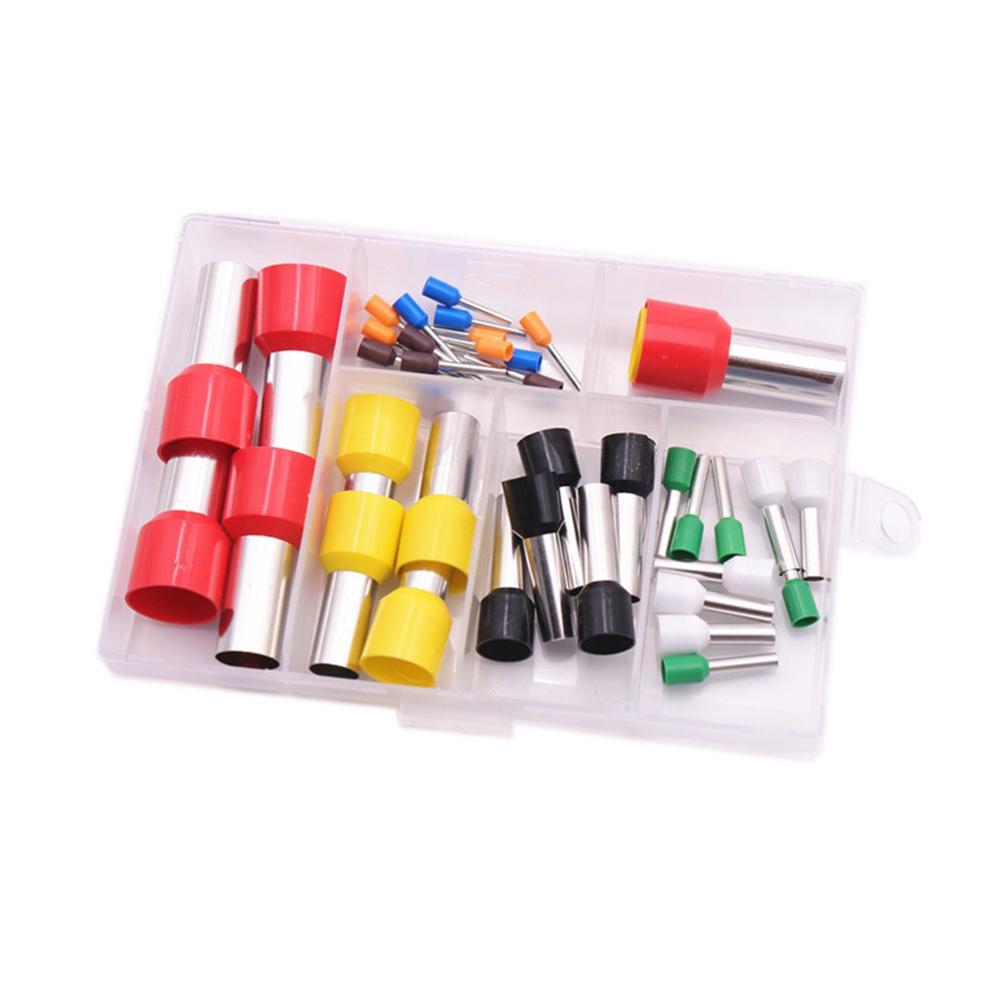 40Pcs/set Mini Polymer Clay Cutter Mold Pottery Ceramics Tools Diy Steel Plastic Indentation Round Cut Round Mold Box