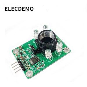Image 2 - TCS230 TCS3200 Color sensor module  color recognition sensor module RGB tri color serial output
