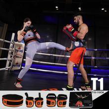 110 см фитнес-Эспандеры Набор для рук и ног сила и ловкость тренировочное оборудование бокс Баскетбол прыжок Сила Тренировки 4