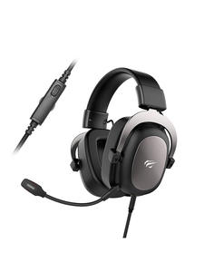 Wired Headset Gamer Tablet Microphone Gaming Laptop Surround-Sound PS4 Overear HAVIT